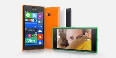 Le Microsoft Lumia 735 est commercialisé 165 euros.