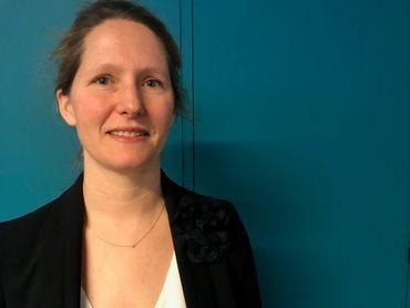 Sarah De Hovre, directrice de Pag-Asa, un centre qui accueille ces victimes de traite des êtres humains.