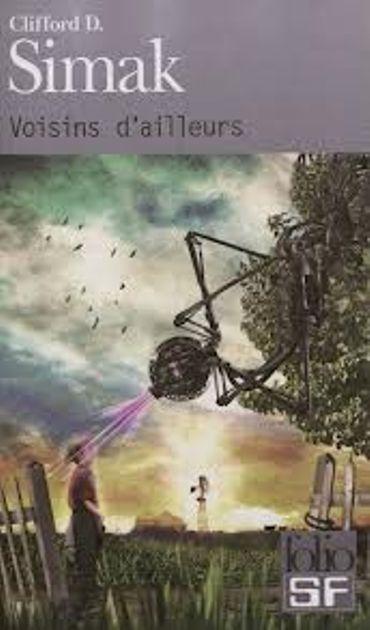 « Voisins d'ailleurs » de Clifford Simak (Folio SF)