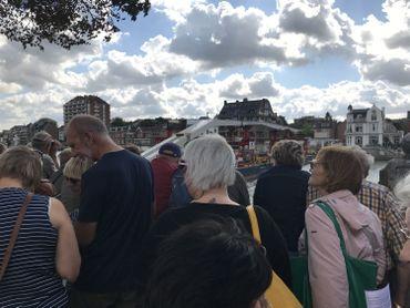Les Namurois sont venus en nombre