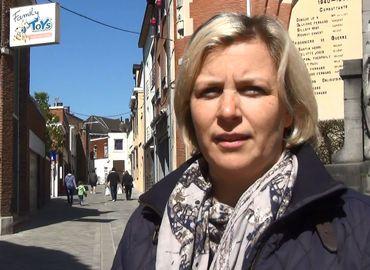 Charlotte Biourge, propriétaire d'un magasin de jouets