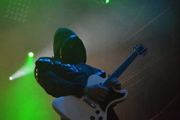 Graspop 2013: Interview et concert de Ghost