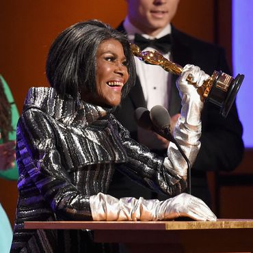 Cicely Tyson reçoit un Oscar d'honneur