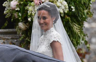 Jour J pour Pippa Middleton: la sœur de la princesse Kate s'est mariée