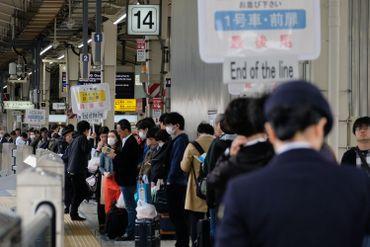 Près de 25 millions de japonais vont profiter des ces quelques jours de congé pour voyager