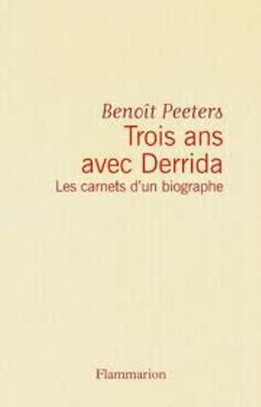 Trois ans avec Derrida