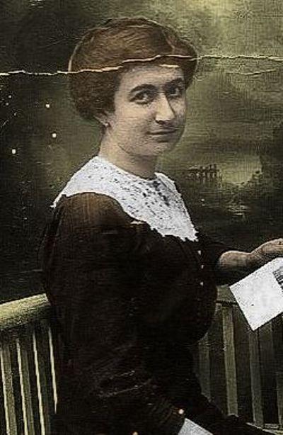 Anna, jeune épouse et amoureuse