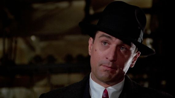 """Robert de Niro dans """"Il était une fois en Amérique"""""""