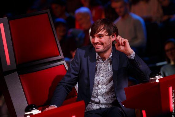 Matthew Irons rempile pour la saison 8 de The Voice Belgique