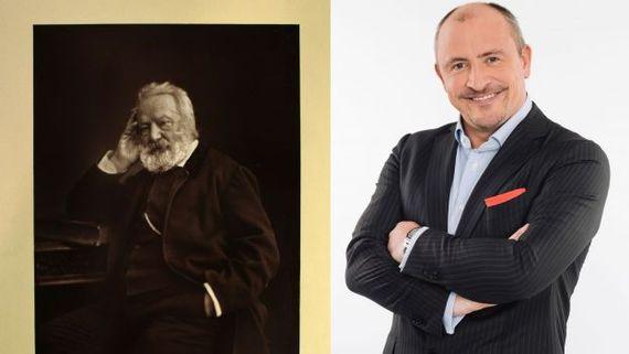 """Soirée Victore Hugo: """"Sur les traces de"""" et """"Les Misériables"""" avec Hugh Jackman !"""