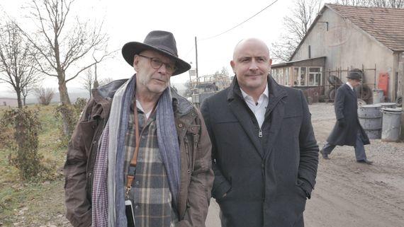 Sur les traces de Simenon - Jean-Louis Lahaye avec John Simenon