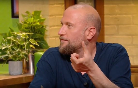"""François Damiens, invité dans """"Burger Quiz"""""""