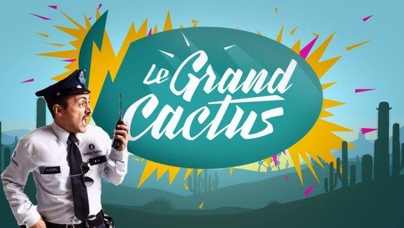 Pablo Andres, nouvelle recrue du Grand Cactus !