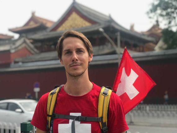 """Gilles Le Suisse vous donne rdv en Chine pour la rentrée de """"7 à la Une"""""""