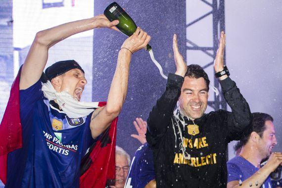 Déjà un nouveau trophée pour Anderlecht ?