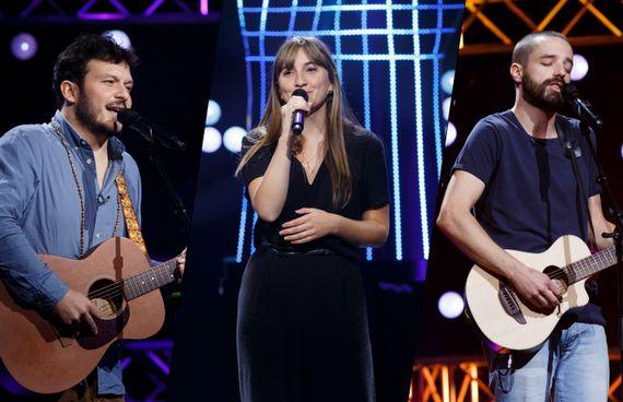 The Voice Belgique : les candidats retenus du troisième Blind