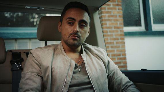 Pablo Andres dans la nouvelle série de la RTBF !
