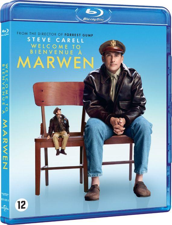 """Concours: Gagnez le Blu-ray du film """"Bienvenue à Marwen"""""""