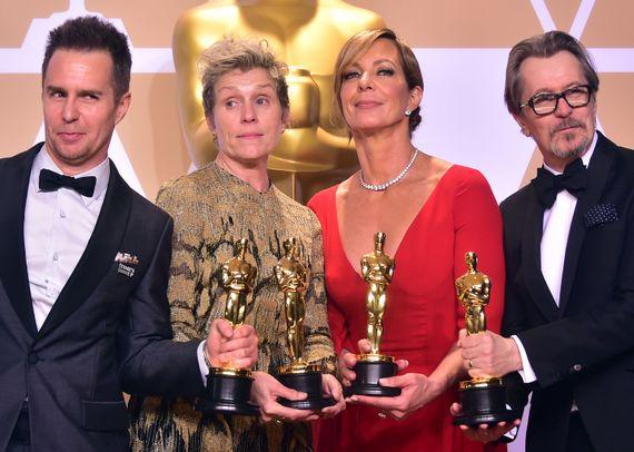 Les meilleurs moments et photos des Oscars 2018 !
