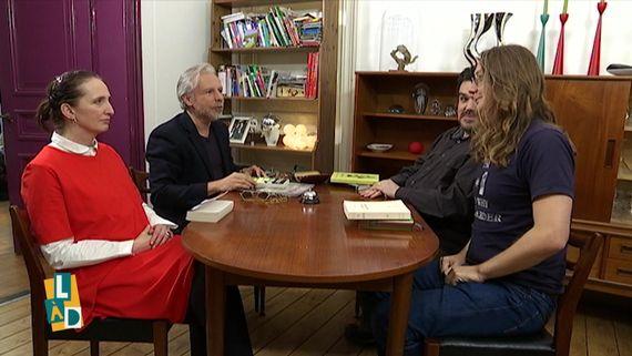 Thierry Bellefroid, Michel Dufranne, Gorian Delpâture, Nathalie Boinem