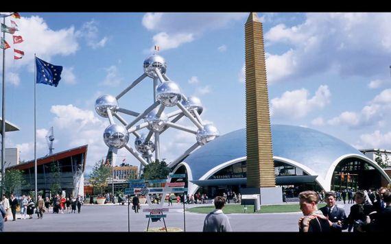 Soire Spciale Expo 58 Un Tournant Dans Lhistoire De Bruxelles