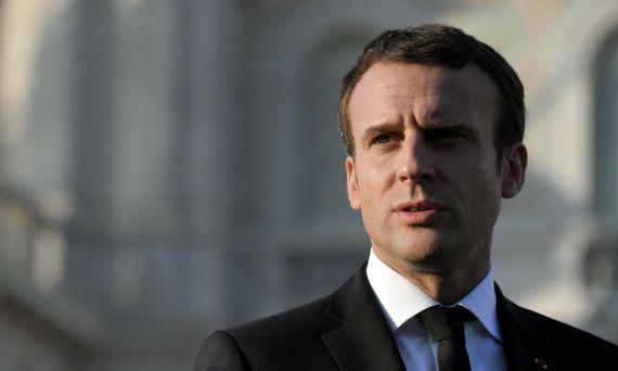 Quand Emmanuel Macron se prend pour Largo Winch