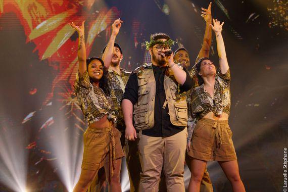 Hilario sort les griffes avec 'Roar' de Katy Perry !