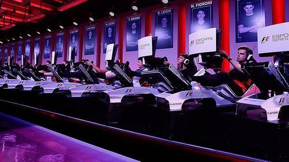 La nouvelle saison F1 Esports Series sur la RTBF !