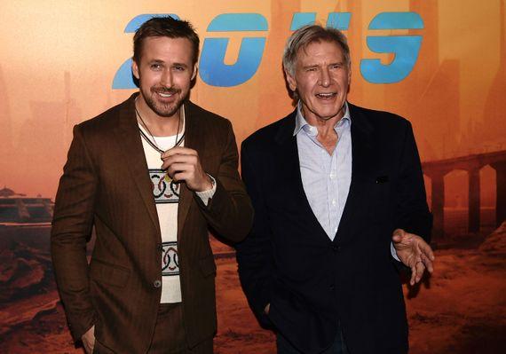 Harrison Ford explique pourquoi il a frappé Ryan Gosling !