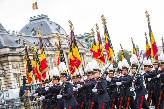 Fête nationale : suivez le défilé du 21 juillet en direct