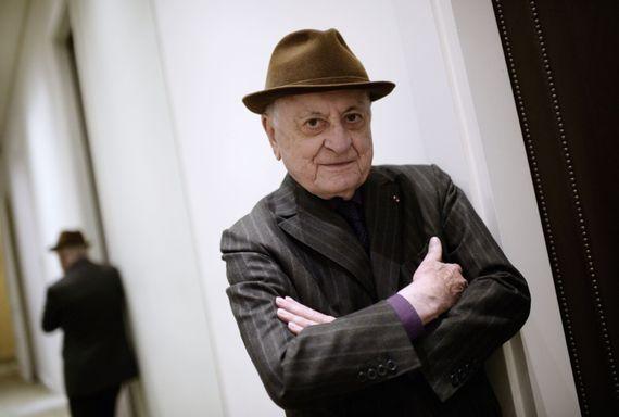 Décès de Pierre Bergé, homme d'affaire et ex-compagnon d'Yves Saint Laurent
