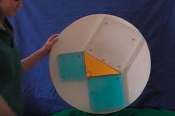Le théorème de Pythagore, c'est facile !