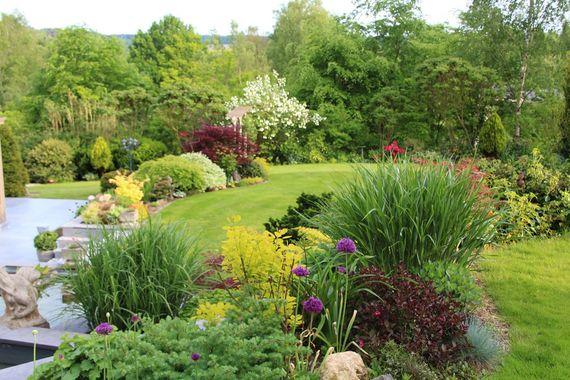 Chez Betty, un jardin abouti mais en constante évolution