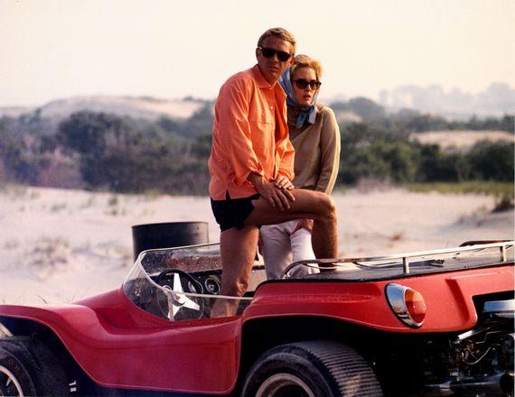 Steve Mc Queen et Faye Dunaway jouent au chat et à la souris dans « L'Affaire Thomas Crown »