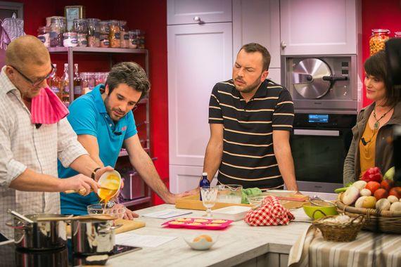 """Lucie Hiel sera sur le plateau de """"Un gars, un chef"""""""