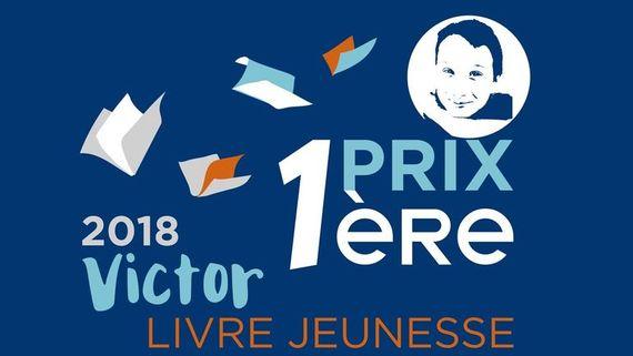 CmoiKi...participe au jury du Prix Première Victor du Livre Jeunesse 2019