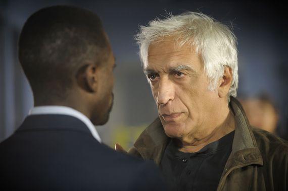 Yann Gaël et Gérard Darmon dans la nouvelle série de La Une