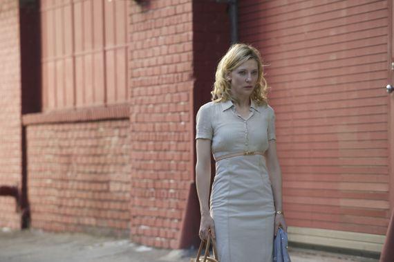 Cate Blanchett, la muse de Woody Allen dans