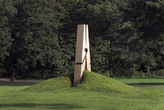 Sculpture de Mehmet Ali Uysal. Photo: jacky Lecouturier