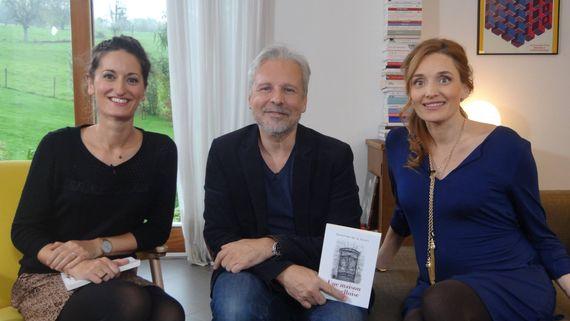Justine Laezza, Thierry Bellefroid et Valentine de le Court
