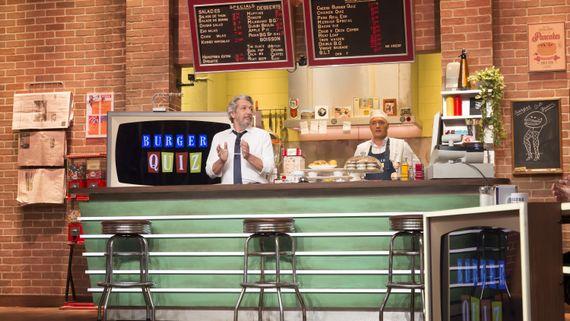 """Vous avez manqué le retour de """"Burger Quiz"""" sur vos écrans ?"""