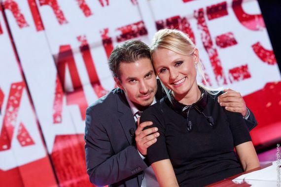 Jérémy Ferrari et Maureen Louys