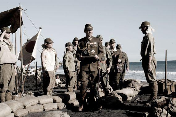 """""""Lettres d'Iwo Jima"""" sur La Deux"""