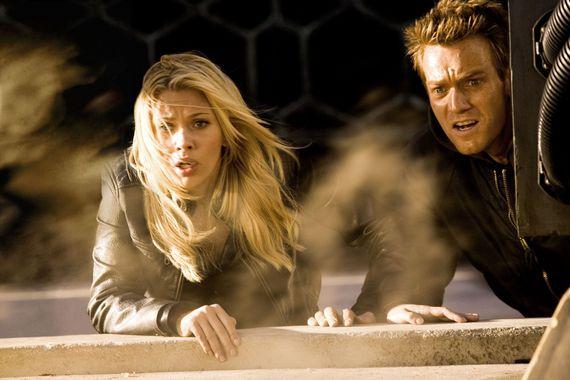 Scarlett Johansson et Ewan McGregor vous embarquent sur « The Island »