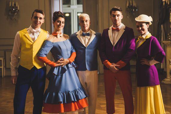 Loïc Nottet nous emmène dans l'univers magique de Mary Poppins !