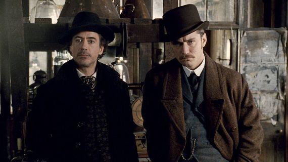 """""""Sherlock Holmes"""" 1 et 2, bientôt sur vos écrans !"""