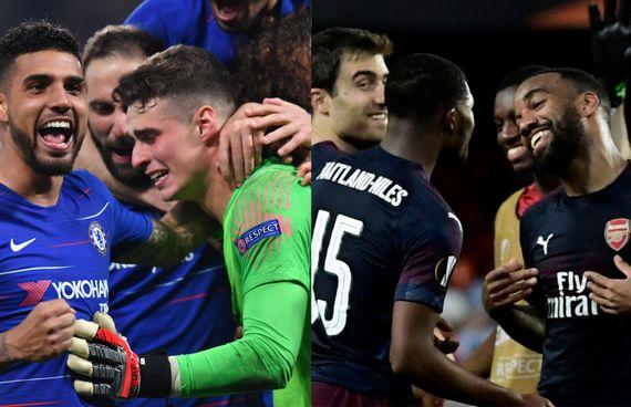 Finale de l'Europa League : Chelsea - Arsenal
