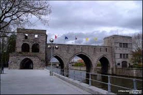 La Tour du Bourdiel et la Tour de la Thieulerie