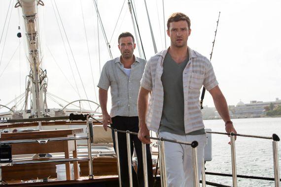 Ben Affleck et Justine Timberlake