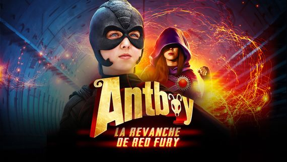 Antboy 2 : La revanche de Red Fury